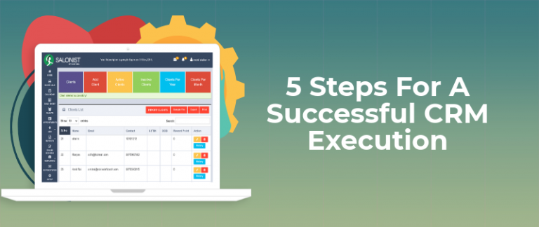 CRM Software Execution