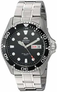 Orient Men's Ray II Diver Watch