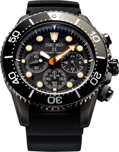 Seiko's Prospex Sea Series Watches