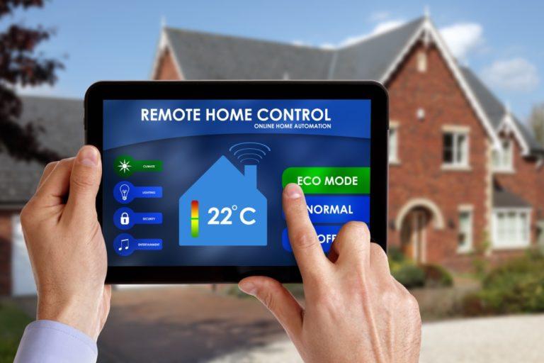 remote home control