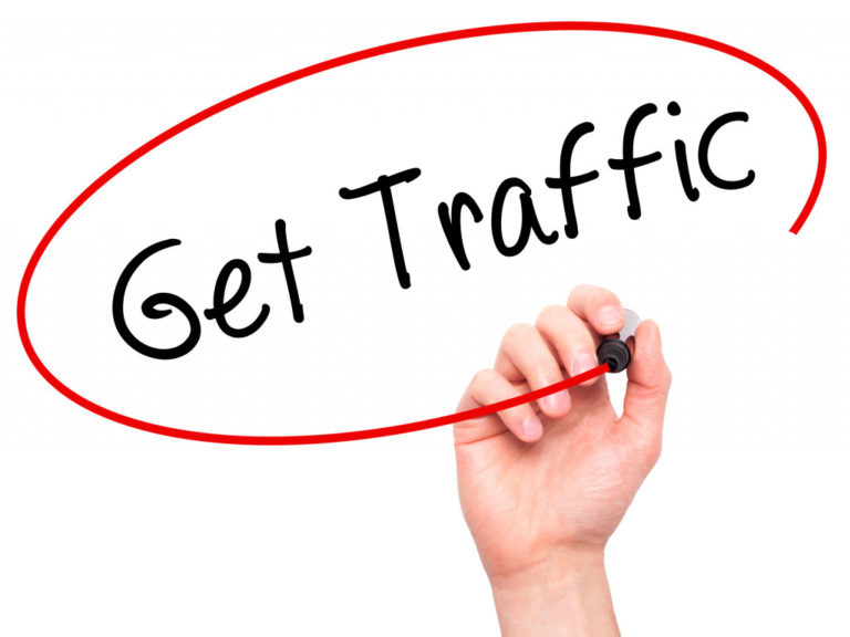 get traffic infographic